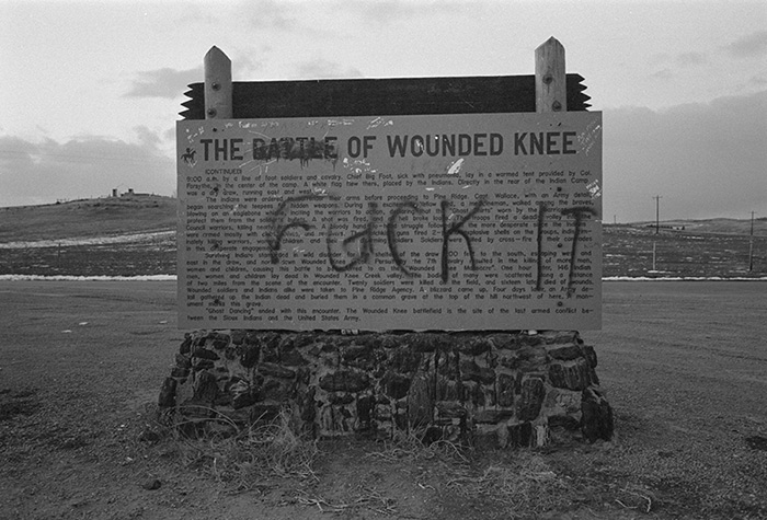 racism fuelled the battle of wounded knee New gay pride battle erupts in and another student was seriously wounded in a separate attack on the same street racism most probable motive for attack on.