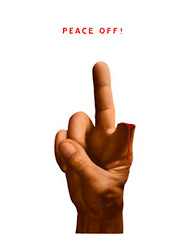 Peace Off - ©Lasse Hejll